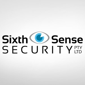 sixth sense security logo