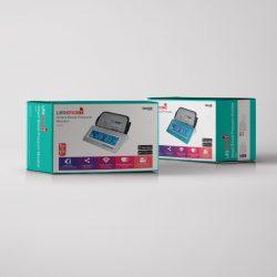 LifeSmart Blood Pressure Monitor Packaging