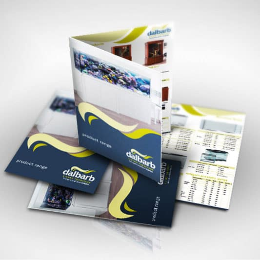portfolio - brochure - printing - graphic design