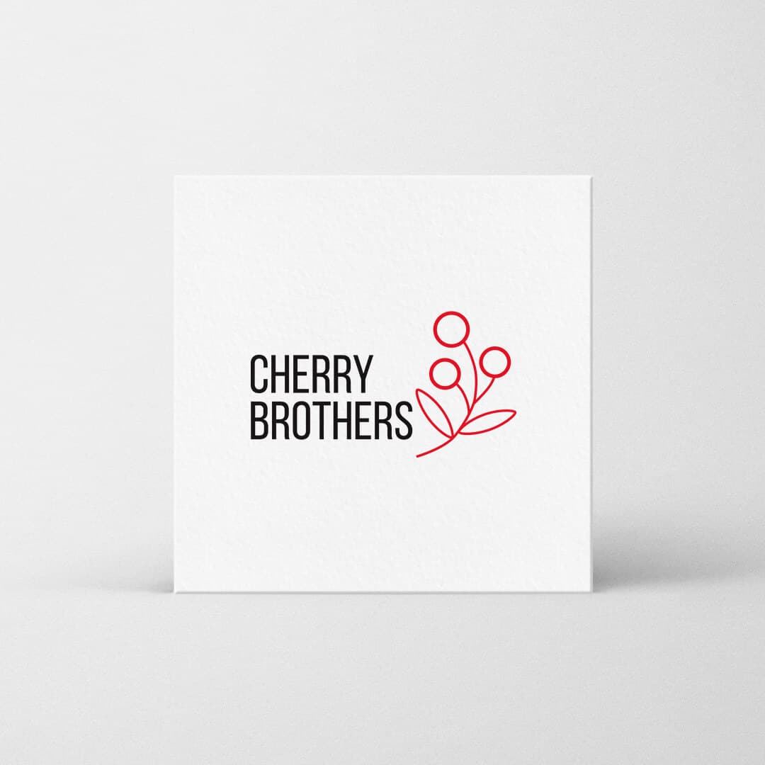 Cherry Brothers - portfolio - branding - printing - graphic design
